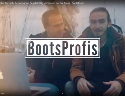 Bootsprofis – Segel richtig vermessen